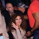 بالصور | ميريام فارس تشعل أجواء مصر في أولى حفلاتها بعد زواجها