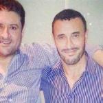 الفنان كاظم الساهر ينفي خبر وفاة شقيقه رغم حالته الحرجة
