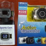 2 options for Action Camera at BLS