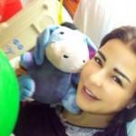 الممثلة ماغي بو غصن في المستشفى وتعود غدا الى المنزل في فترة راحة