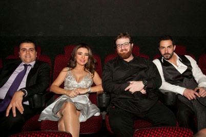 في بيان | إقبال غير مسبوق للأردنيين في حفل افتتاح فيلم فيتامين