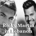 أخبار الفن | ريكي مارتن وحبيبه قريباً في لبنان