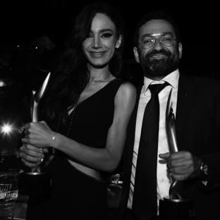 Delta Awards لورا وجورج خباز يكرمان في جائزة ال