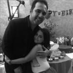 تريبل إي – الصور | هكذا إحتفل وائل جسار بعيد ميلاد إبنته