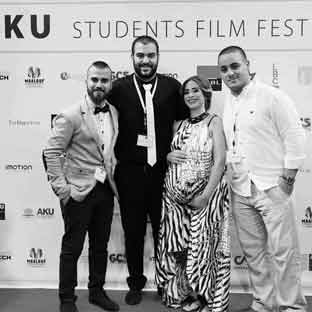 بالصور والفيديو | بهذه الأجواء تم إفتتاح المهرجان الأول للأفلام الطالبية في جامعة الكفاءات
