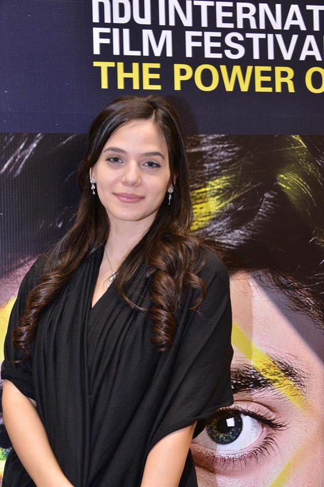 الممثلة  ناتاشا شوفاني تتألق بأفلامها في مهرجان سيدة اللويزة الدولي…