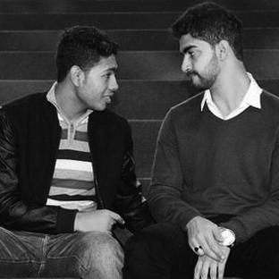 بالفيديو |محمد شاهين و مينا عطا في عمل واحد