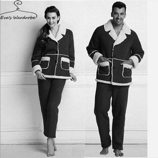 بالصور   مجموعة ثياب نوم بتصاميم خاصة لعيد الميلاد