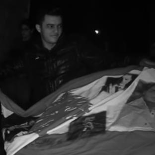 بالفيديو | وصول رافييل جبور الى منزله وسط محبيه وعائلته