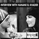 خاص | حنان الخضر : حياتي الشخصية خط احمر و شكر كبير لمهرجان السينما الدولي لذوي الإعاقة في مصر