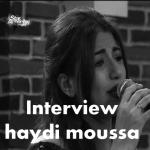 خاص | هايدي موسى : علي الفيصل كان الأقرب لي و الفرق بيني و بين اللقب مجرد تصويت