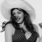 عارضة الأزياء السابقة اللبنانية كوزيت نخلة  في انطلاقة سينمائية  مصرية مع السبكي