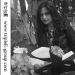بالصور خاص وحصري –  للسوشي مذاق اخر مع ملكة الحوار الإعلامية رانيا شهاب