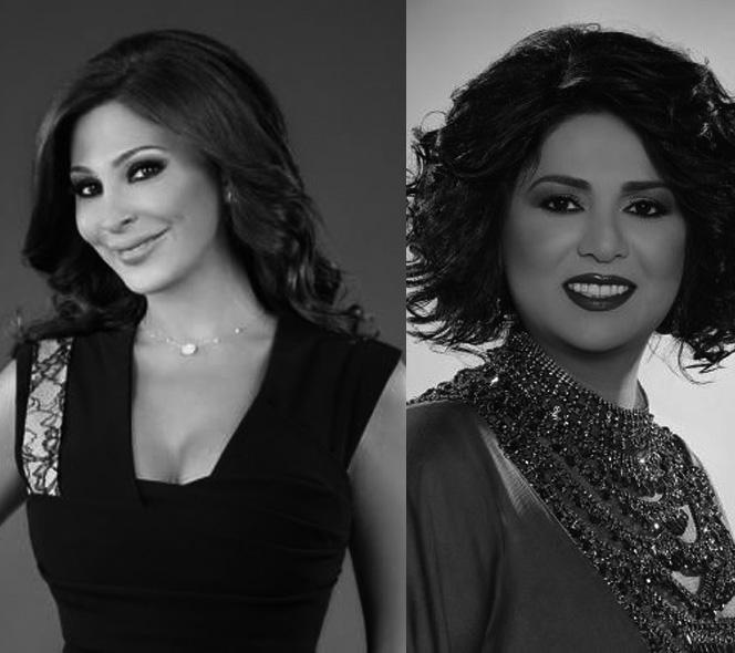"""هل لحن اغنية """"عيب عليكو"""" لنوال الكويتية مسروقة من  لحن اغنية اليسا عيشة والسلام؟"""