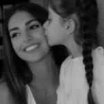 بالصور | ملكة جمال لبنان فاليري أبو شقرا تنقذ حياة الطفلة ريم