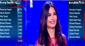 شي تك تك شي تيعا | ال أم تي في تصف حفل ملكة جمال لبنان بحفل الفضائح فهل هي على حق ؟