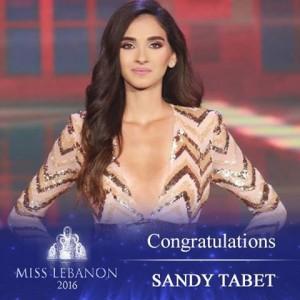 miss lebanon 2016