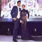 مجموعة تريبل اي | أنجي قصابية تنتخب ملكة جمال بلغاريا وتخطف الأنظار بأناقتها