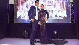 مجموعة تريبل اي   أنجي قصابية تنتخب ملكة جمال بلغاريا وتخطف الأنظار بأناقتها