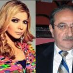 بالصورة| اصالة نصري تعتذر من دوريد لحام وتدعوه للمصالحة