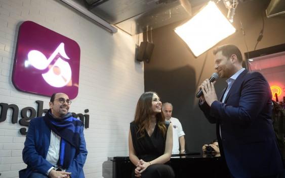 هبة طوجي واسامه الرحباني في تعاون غير مسبوق مع شركة ديزني العالمية