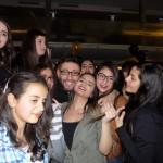 بالصور | محبو زياد برجي فاجأوه وإحتفلوا بعيد ميلاده