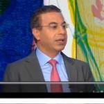 د.نادر صعب ضيف على محطة فرنسية عالمية