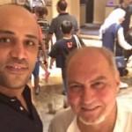 يوسف جارودي بين الملحن اللبناني سمير صفير والملحن المصري محمد يحيى