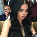 ليال عبود تتألق في حفل ملكة جمال العراق
