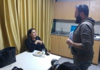بداية الموسم الرابع من برنامج عاطل عن الحرية مع اشهر سجينة دعارة في لبنان