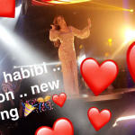 نسرين طافش تشوّق جمهورها بلقطات من كليب أغنيتها الجديدة