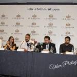 تغطية خاصة   اطلاق مهرجانات بيروت الأضحى الدولية مع النجوم: هبة طوجي، اسامة الرحباني، ميشال فاضل وناصيف زيتون