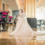 بالصور | فساتين زفاف المصمم اللبناني العالمي شربل زوي تجتاح أعراس الشرق الاوسط
