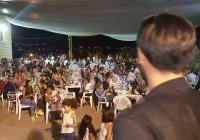 ميكايلا وإياد وباسل عيد يتألقون في مهرجان عيد الصليب في الرجمة