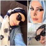 بالصور | الفنانة امل حجازي تعلن اعتزالها وترتدي الحجاب