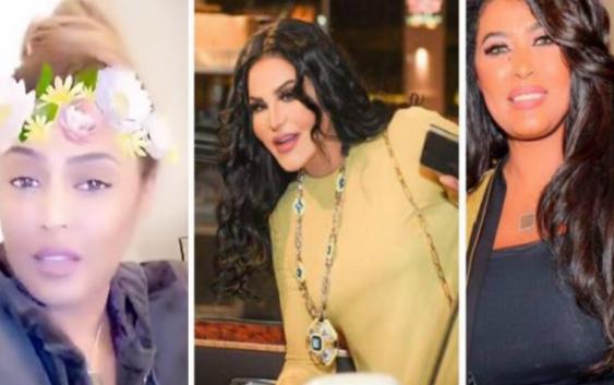 بعد قرار قيادة المرأة للسيارة في السعودية، النجمات احلام، وعد وشيلاء سبت يرسمن الحدود لكل من يتخطاها
