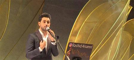 بالفيديو : فؤاد عبدالواحد يغير الاجواء بدبي