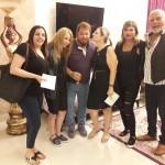 لجنة مهرجان الزمن الجميل تحسم اسامي المكرمين وتحتفل بعيد منتجه الدكتور هراتش سغبزريان