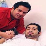 وفاة الفنان علي حاتم شقيق حاتم العراقي