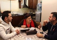 ليليان النمري وعلي احمد في عمل درامي جديد