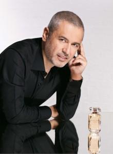 Elie-Saab-portarit-with-ELIE-SAAB-Le-Parfumn-EDT-bottle