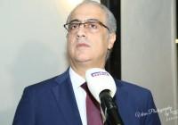 المنتج زياد شويري يجمع اهل الاعلام والصحافة ويعلن ترشيحه للنيابة