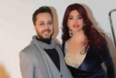 بالصور| ريما نجم تبهر حضور كازينو لبنان بأناقتها من تصميم إيلي فارس
