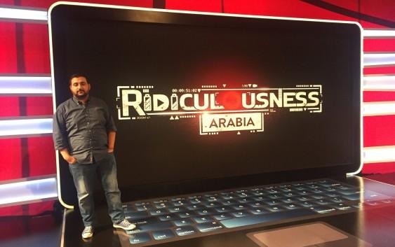 الكوميدي وسام كمال قريباً في عرض خاص للصم بلغة الإشارات