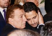 هذا ما فعله الإعلامي وسام بريدي اليوم، في ذكرى وفاة الممثل عصام بريدي