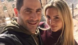 بالفيديو| الممثل عصام مرعب يتزوج من لورا طنوس والين لحود تغني في عرسهما