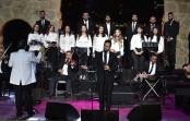 """سعد رمضان يغني """" عبد الحليم"""" ضمن مهرجانات ذوق مكايل الدولية بحضور رسمي رفيع المستوى"""