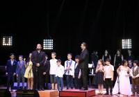 مهرجان الفينيق السوري لتكريم أطفال ذا فويس كيدز في دمشق