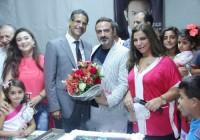 الفنان باسل عيد يحيي مهرجان عيد السيدة وما هي المفاجأة التي جعلته يتأثر