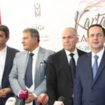 مهرجانات قرطبا السياحية والتراثية تنطلق من وزارة السياحة12